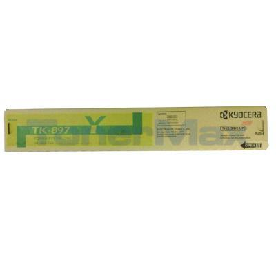 KYOCERA MITA TASKALFA 205C TONER KIT YELLOW 6K